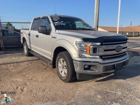 2018 Ford F-150 for sale at TRI-COUNTY FORD in Mabank TX