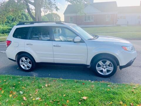2010 Subaru Forester for sale at AR's Used Car Sales LLC in Danbury CT