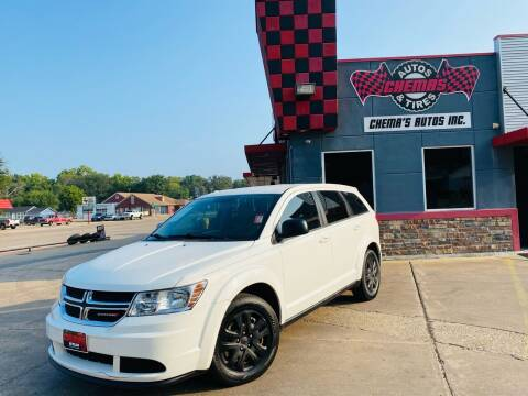 2015 Dodge Journey for sale at Chema's Autos & Tires - Chema's Autos And Tires #2 in Tyler TX
