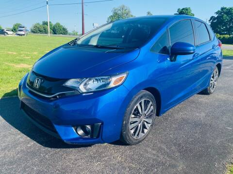 2015 Honda Fit for sale at Champion Motorcars in Springdale AR