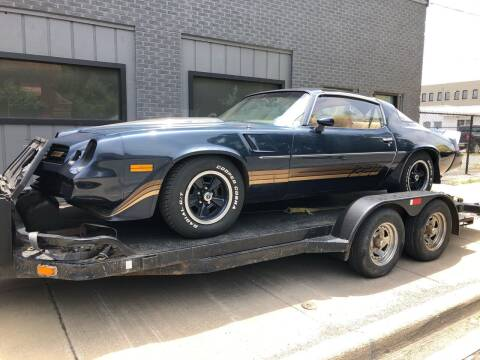 1980 Chevrolet Camaro for sale at Adrenaline Motorsports Inc. in Saginaw MI