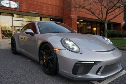 2019 Porsche 911 for sale at Team One Motorcars, LLC in Marietta GA