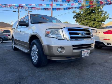 2013 Ford Expedition EL for sale at Tristar Motors in Bell CA