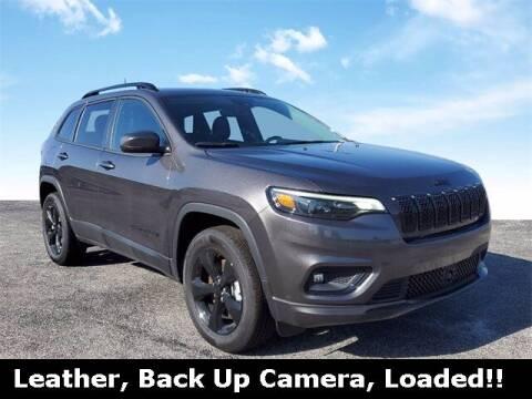 2021 Jeep Cherokee for sale at PHIL SMITH AUTOMOTIVE GROUP - Okeechobee Chrysler Dodge Jeep Ram in Okeechobee FL