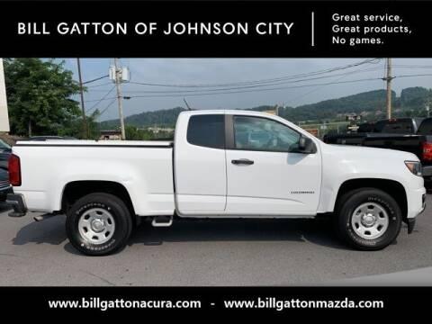 2016 Chevrolet Colorado for sale at Bill Gatton Used Cars - BILL GATTON ACURA MAZDA in Johnson City TN