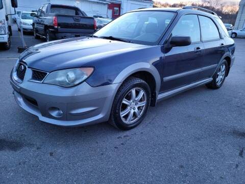 2006 Subaru Impreza for sale at JG Motors in Worcester MA