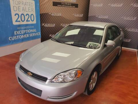 2009 Chevrolet Impala for sale at X Drive Auto Sales Inc. in Dearborn Heights MI