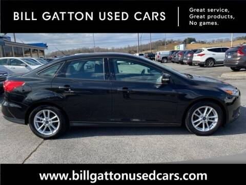 2015 Ford Focus for sale at Bill Gatton Used Cars in Johnson City TN