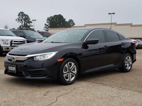 2016 Honda Civic for sale at Tyler Car  & Truck Center in Tyler TX