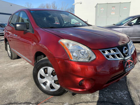2012 Nissan Rogue for sale at JerseyMotorsInc.com in Teterboro NJ
