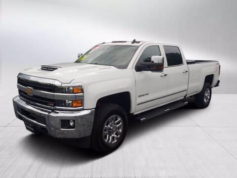 2019 Chevrolet Silverado 2500HD for sale at Fitzgerald Cadillac & Chevrolet in Frederick MD