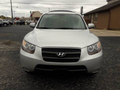 2007 Hyundai Santa Fe for sale at Discount Auto World in Morris IL