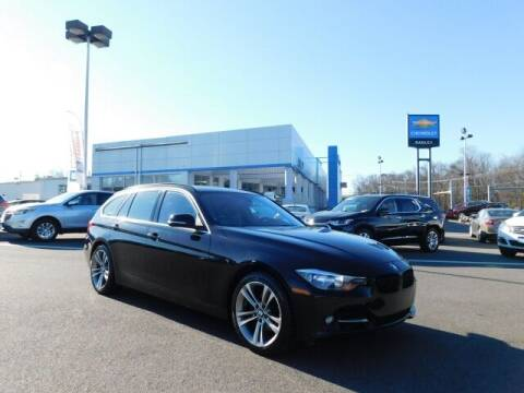 2015 BMW 3 Series for sale at Radley Cadillac in Fredericksburg VA