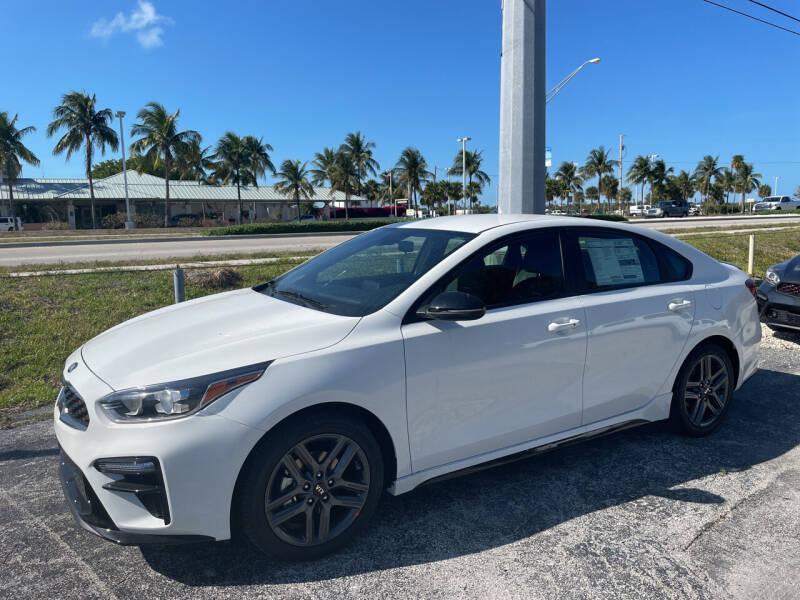 2021 Kia Forte for sale at Key West Kia - Wellings Automotive & Suzuki Marine in Marathon FL