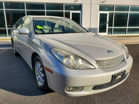2004 Lexus ES 330 for sale at M & M Auto Brokers in Chantilly VA