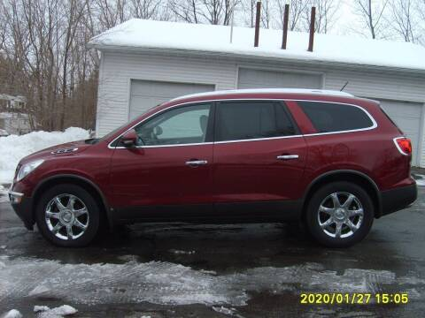 2010 Buick Enclave for sale at Northport Motors LLC in New London WI