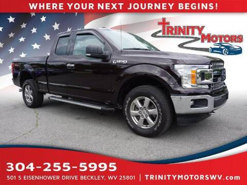 2018 Ford F-150 for sale at Trinity Motors in Beckley WV