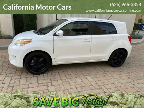 2011 Scion xD for sale at California Motor Cars in Covina CA