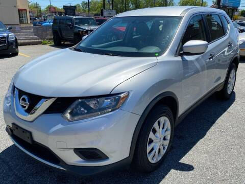 2016 Nissan Rogue for sale at MAGIC AUTO SALES - Magic Auto Prestige in South Hackensack NJ