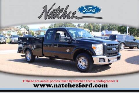 2016 Ford F-250 Super Duty for sale at Auto Group South - Natchez Ford Lincoln in Natchez MS