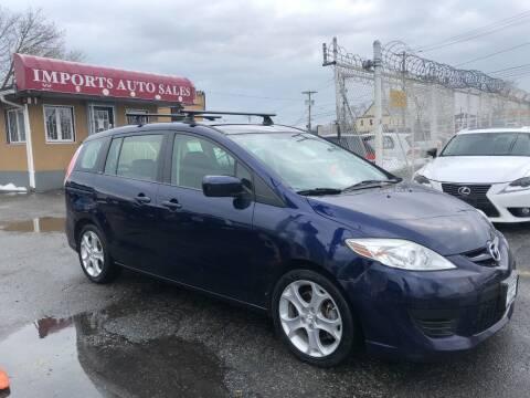 2010 Mazda MAZDA5 for sale at Imports Auto Sales Inc. in Paterson NJ