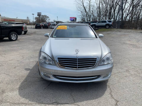 2008 Mercedes-Benz S-Class for sale at Community Auto Brokers in Crown Point IN
