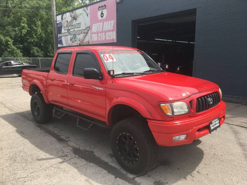 2004 Toyota Tacoma for sale at ROUTE 6 AUTOMAX in Markham IL