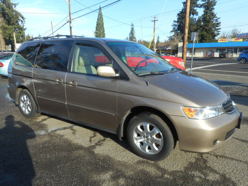 2004 Honda Odyssey for sale at Lino's Autos Inc in Vancouver WA