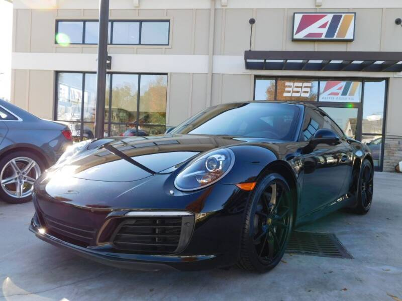 2017 Porsche 911 for sale at Auto Assets in Powell OH