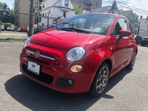 2012 FIAT 500 for sale at Concept Auto Group in Yonkers NY