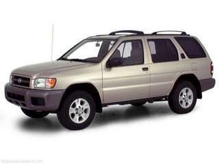 2000 Nissan Pathfinder for sale at BORGMAN OF HOLLAND LLC in Holland MI