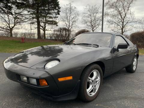 1981 Porsche 928 for sale at All Star Car Outlet in East Dundee IL