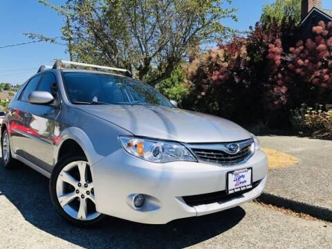2008 Subaru Impreza for sale at DAILY DEALS AUTO SALES in Seattle WA