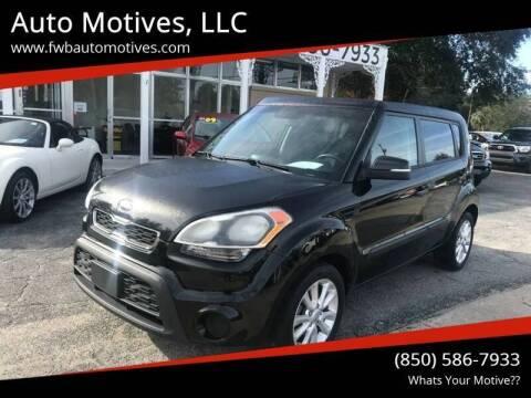 2013 Kia Soul for sale at Auto Motives, LLC in Fort Walton Beach FL