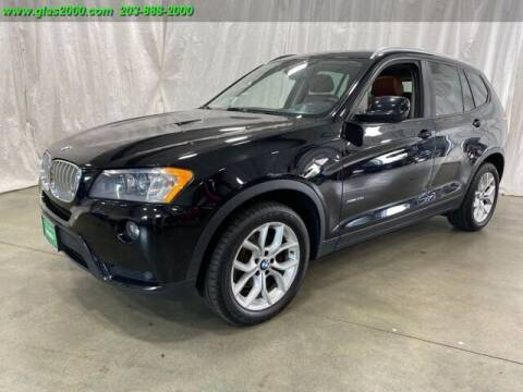 2014 BMW X3 for sale at Green Light Auto Sales LLC in Bethany CT