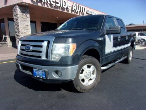 2012 Ford F-150 for sale at Lakeside Auto Brokers in Colorado Springs CO