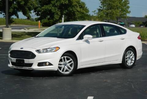 2014 Ford Fusion for sale at MOKENA AUTOMOTIVE INC in Mokena IL