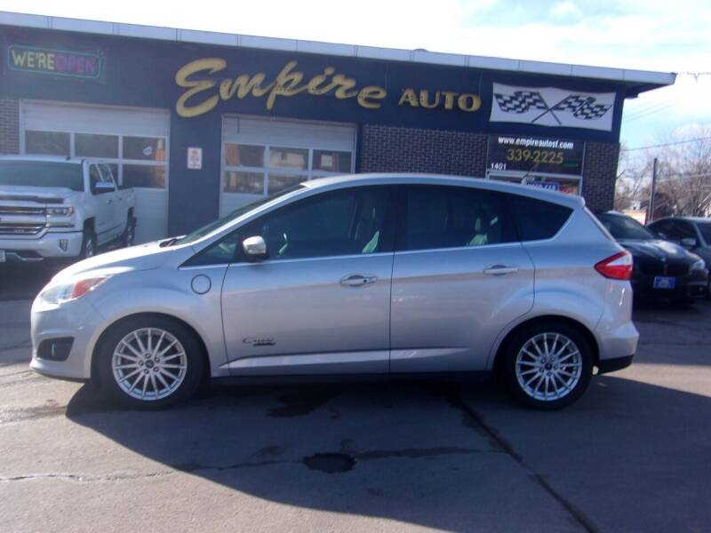 2013 Ford C-MAX Energi for sale at Empire Auto Sales in Sioux Falls SD