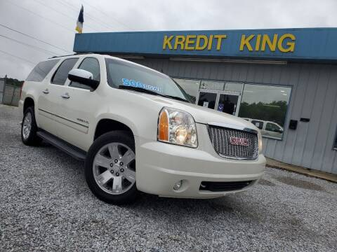 2011 GMC Yukon XL for sale at Kredit King Autos in Montgomery AL