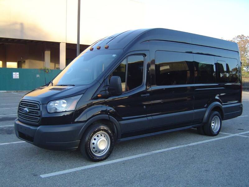 2016 Ford Transit Passenger for sale at Reliable Car-N-Care in Staten Island NY