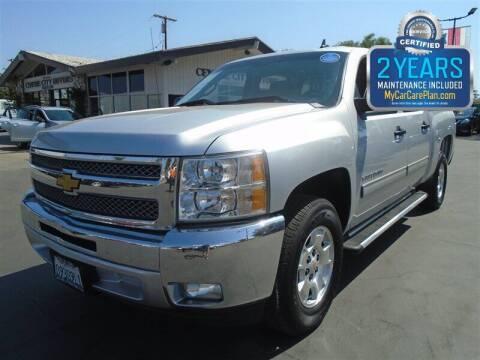 2013 Chevrolet Silverado 1500 for sale at Centre City Motors in Escondido CA
