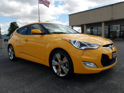 2016 Hyundai Veloster for sale at TAPP MOTORS INC in Owensboro KY