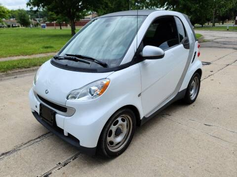 2012 Smart fortwo for sale at World Automotive in Euclid OH