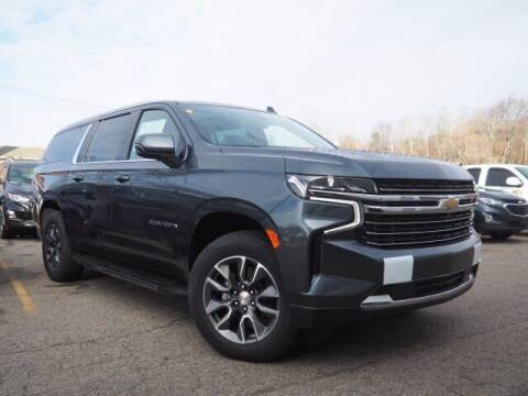 2021 Chevrolet Suburban for sale at Mirak Hyundai in Arlington MA