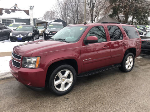 2007 Chevrolet Tahoe for sale at CPM Motors Inc in Elgin IL
