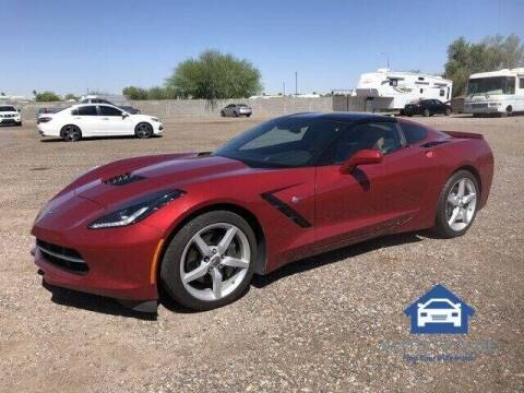 2015 Chevrolet Corvette for sale at MyAutoJack.com @ Auto House in Tempe AZ