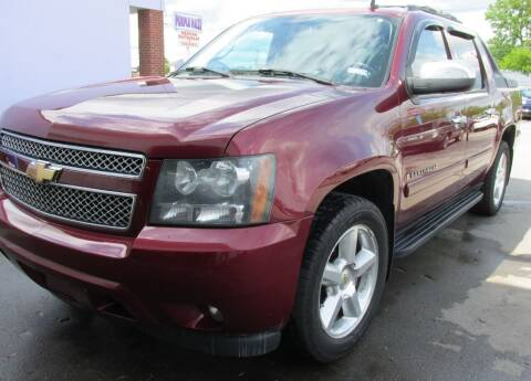 2008 Chevrolet Avalanche for sale at Express Auto Sales in Lexington KY