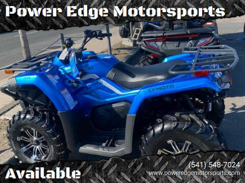2021 CF Moto C500 S for sale at Power Edge Motorsports in Redmond OR