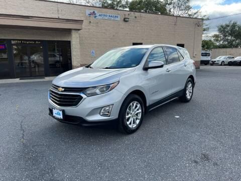 2018 Chevrolet Equinox for sale at Va Auto Sales in Harrisonburg VA