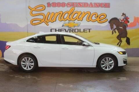 2019 Chevrolet Malibu for sale at Sundance Chevrolet in Grand Ledge MI